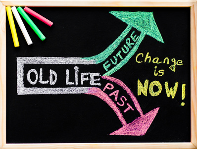Le changement : c'est tout le temps